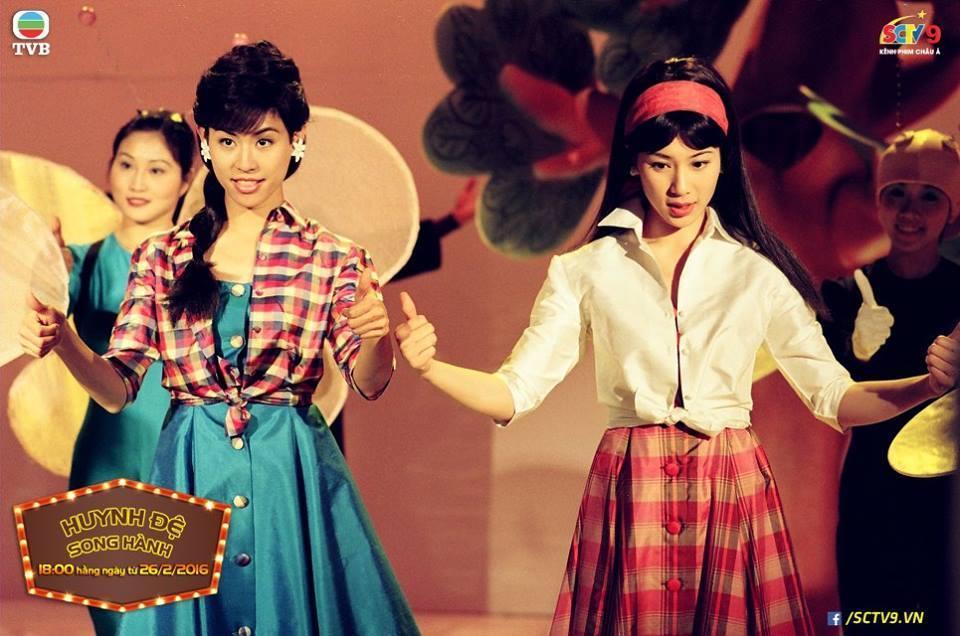 3 cặp sao TVB ghét nhau ra mặt, thề không đội trời chung-1