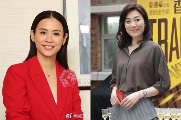 3 cặp sao TVB ghét nhau ra mặt, thề không đội trời chung-2