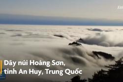 Thiên đường mây trên dãy núi 100 triệu năm tuổi