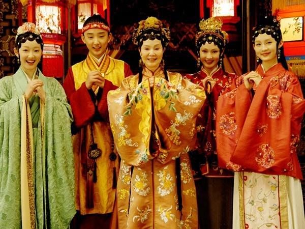Những bộ phim phá nát tiểu thuyết kinh điển Trung Quốc-3