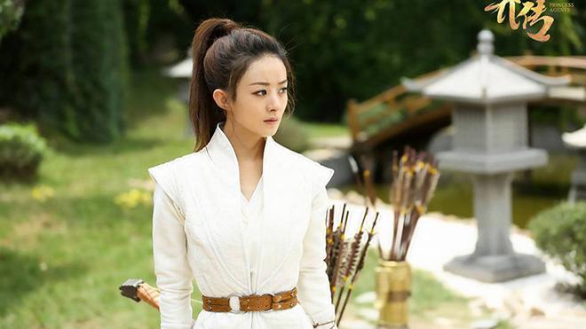 HOT: Triệu Lệ Dĩnh và Lâm Canh Tân sẽ tiếp tục đóng Sở Kiều truyện 2-5
