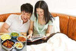 Ở nhà cách ly xã hội, vợ cả ngày nấu ăn và luôn miệng hỏi 'thích ăn gì'