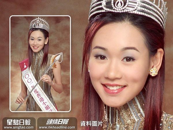 Hoa hậu TVB dính bê bối chửa hoang phải bán bia kiếm sống đổi đời sau khi sinh con cho đại gia-1
