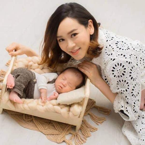 Hoa hậu TVB dính bê bối chửa hoang phải bán bia kiếm sống đổi đời sau khi sinh con cho đại gia-5