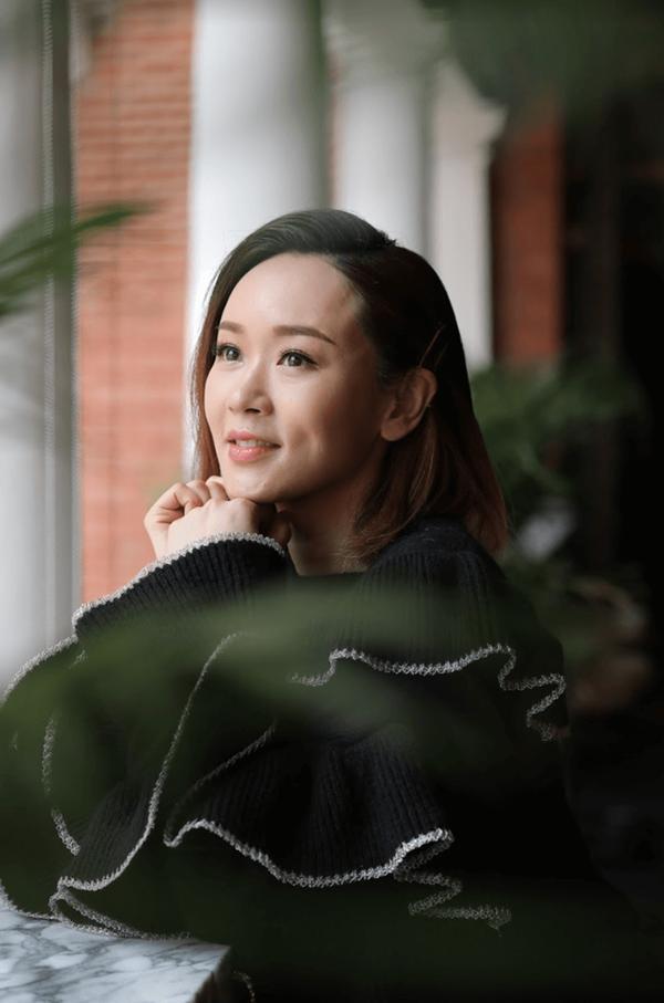 Hoa hậu TVB dính bê bối chửa hoang phải bán bia kiếm sống đổi đời sau khi sinh con cho đại gia-7