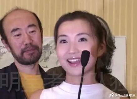 Nhan sắc Lưu Diệc Phi - Lưu Đào - Trần Hảo trong ngày khai máy Thiên long bát bộ 17 năm trước-6