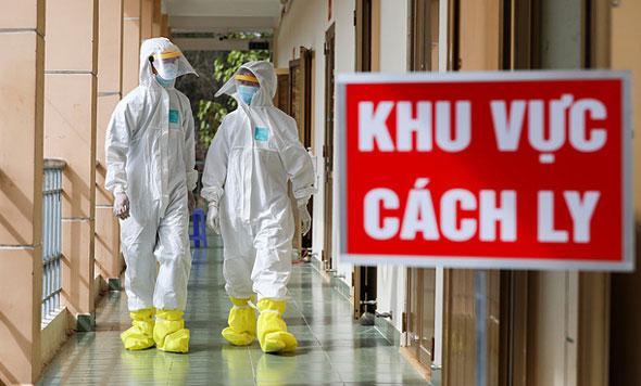 Thêm 2 ca nhiễm covid-19, 1 người là học sinh tại xã Hạ Lôi - Mê Linh - Hà Nội-1