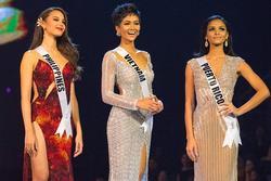 Bản tin Hoa hậu Hoàn vũ 10/4: Chuyện gì xảy ra nếu H'Hen Niê lọt top 3?