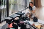 Bộ sưu tập túi hàng hiệu của vợ ca sĩ Trọng Tấn