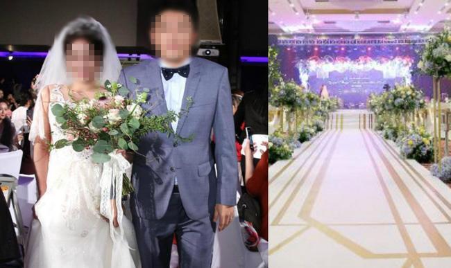 VZN News: Đầu tư tiền tỷ tổ chức đám cưới ở khách sạn hạng sang, ai ngờ phút trao nhẫn cưới chú rể lại tái mặt nghe tiếng gọi phía sau-1
