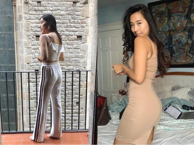 Mẫn Tiên, Y Vân và các hot girl đều lên đời nhan sắc nhờ giảm cân-5