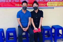 Lý Hải Minh Hà mặc giản dị đi từ thiện mà vẫn sang trọng ngời ngời