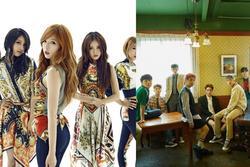 Những nghệ sĩ Hàn Quốc giúp công ty đổi đời