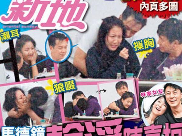 Nam thần TVB một thời lừng lẫy: nhiều lần nổi máu dê sàm sỡ phụ nữ, vợ vẫn rộng lòng thứ tha-8