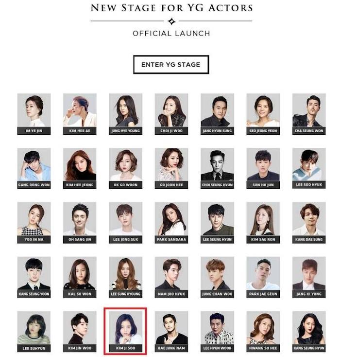 Thực hư chuyện Jisoo (BlackPink) tiếp tục bị đối xử bất công, bay màu khỏi mục diễn viên trên trang web YG Entertainment?-2