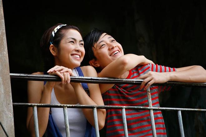 Lương Mạnh Hải đăng ảnh hôn Tăng Thanh Hà trong Đẹp từng centimet-5