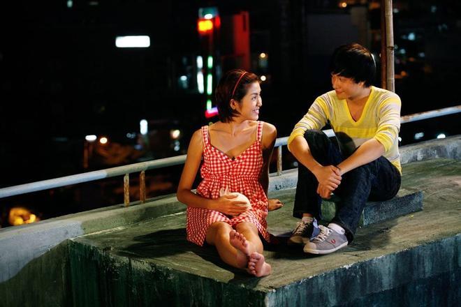 Lương Mạnh Hải đăng ảnh hôn Tăng Thanh Hà trong Đẹp từng centimet-6