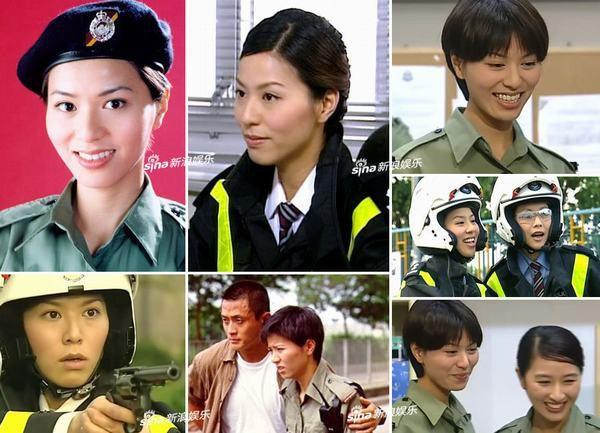 VZN News: Xa Thi Mạn, Tuyên Huyên và những nữ cảnh sát kinh điển trên màn ảnh TVB-1