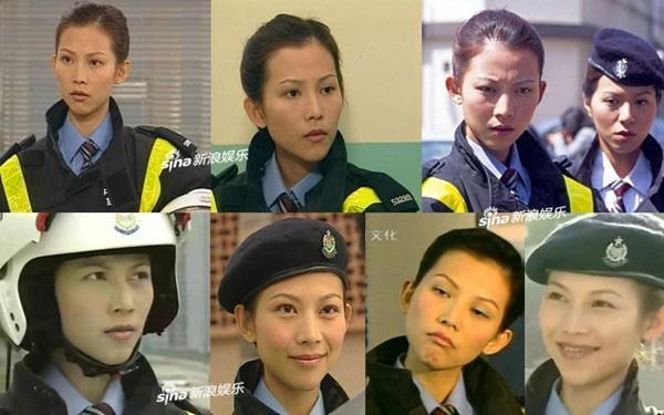 VZN News: Xa Thi Mạn, Tuyên Huyên và những nữ cảnh sát kinh điển trên màn ảnh TVB-3
