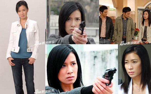 VZN News: Xa Thi Mạn, Tuyên Huyên và những nữ cảnh sát kinh điển trên màn ảnh TVB-8