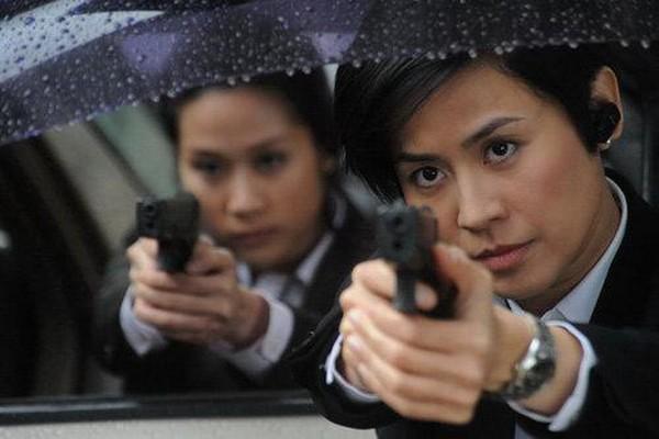 VZN News: Xa Thi Mạn, Tuyên Huyên và những nữ cảnh sát kinh điển trên màn ảnh TVB-10