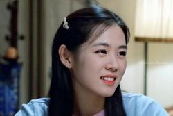 Ngất ngây với nhan sắc 'chị đẹp' Son Ye Jin ở tuổi 20