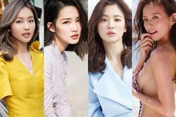 Nhan sắc nữ chính 4 phiên bản 'Hậu duệ mặt trời': Lý Thấm trẻ hơn Song Hye Kyo nhưng khó vượt qua đàn chị vì lý do này