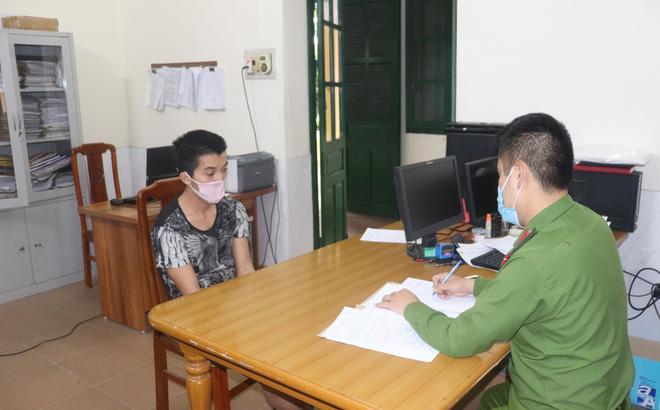 4 thanh niên đánh cán bộ chốt kiểm soát dịch bệnh Covid-19-1
