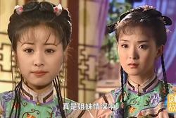 Diễn viên 'Hoàn Châu cách cách' mặc lại phục trang