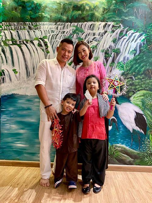Vợ chồng Jennifer Phạm muốn sinh thêm con-1