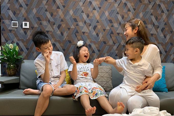 Vợ chồng Jennifer Phạm muốn sinh thêm con-2