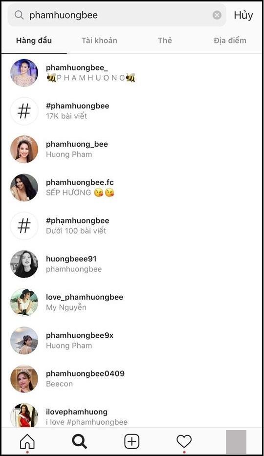 Instagram của Phạm Hương chính thức bốc hơi, dân mạng nghi hoa hậu ở ẩn sinh con lần nữa-2