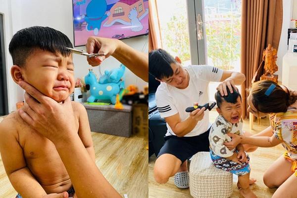 Cuộc sống của sao Việt thay đổi như thế nào trong kỳ nghỉ dài vì dịch bệnh Covid-19?-13