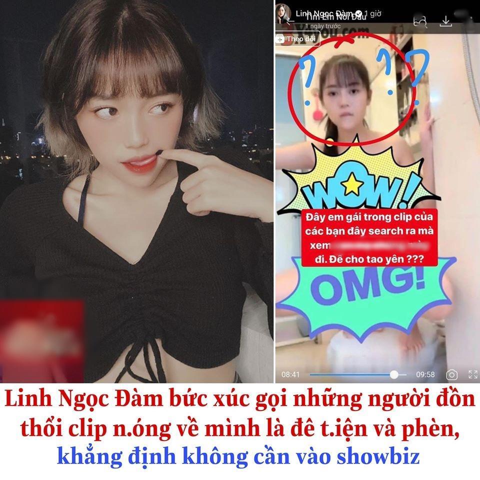 Linh Ngọc Đàm - streamer dính scandal lộ clip nóng từng chi 16 triệu đồng để nhuộm tóc-2