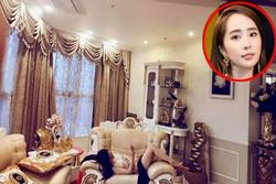 Không gian căn hộ sang trọng của Quỳnh Nga đang sống sau khi ly hôn