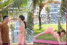 Ngọc Trinh làm clip tập thể dục giữ gìn vóc dáng nhưng khiến khối hot girl sống ảo phải 'chột dạ'