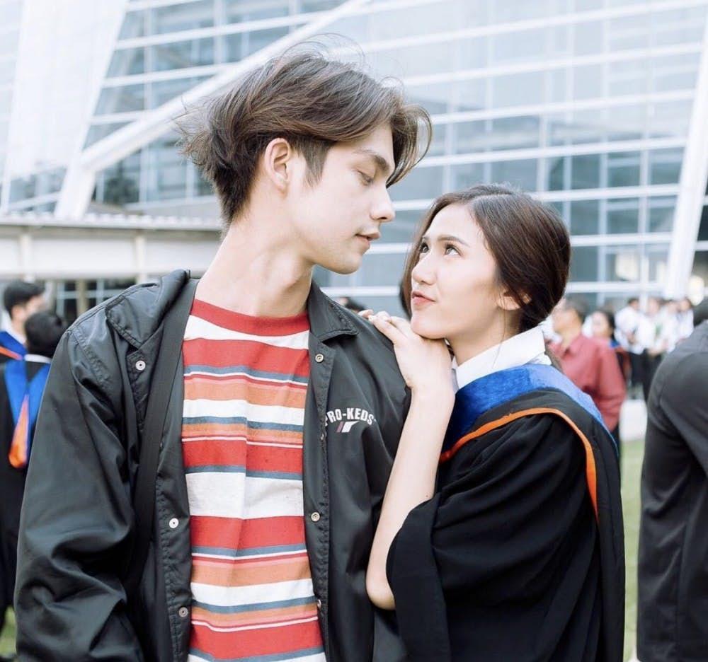 Hotboy đam mỹ Bright Vachirawit và bạn gái tăng follow vùn vụt bất chấp scandal vạ miệng-2