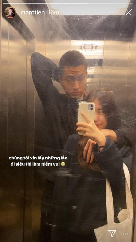 Hotgirl Bộ ba sát thủ Hà thành một thời - Mẫn Tiên công khai hẹn hò với hot boy bóng rổ-7