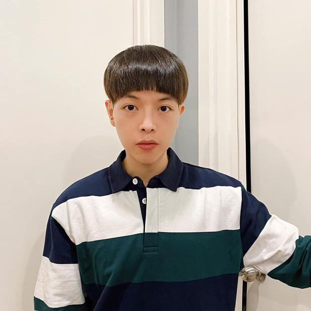 Chi Pu make up xinh giống diễn viên Thái Baifern - Đức Phúc cắt tóc như cái bát úp-1