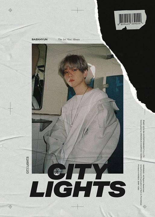 Hết đụng độ BTS, B Ray lại bị tố đạo nhái bìa album của Baekhyun (EXO)-2