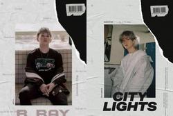 Hết đụng độ BTS, B Ray lại bị tố đạo nhái bìa album của Baekhyun (EXO)