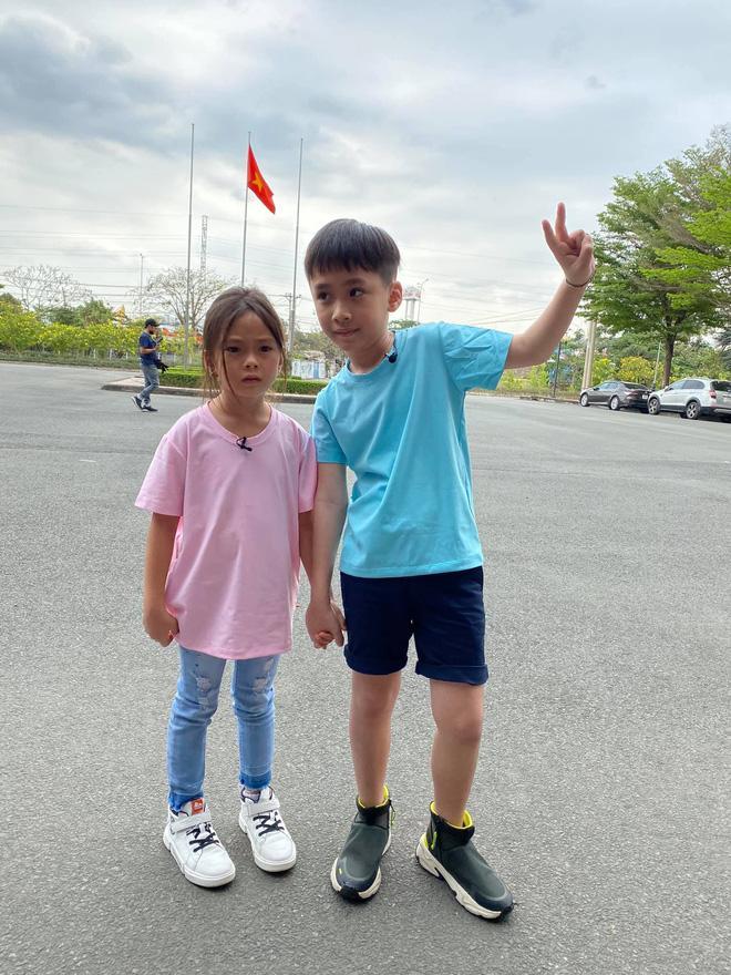 Quý tử nhà Thu Trang - Tiến Luật: Càng lớn càng khôi ngô, mới 6 tuổi đã nổi rần rần hội mê trai đẹp-4
