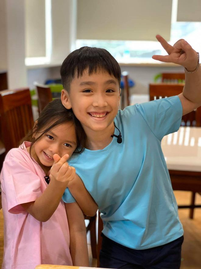 Quý tử nhà Thu Trang - Tiến Luật: Càng lớn càng khôi ngô, mới 6 tuổi đã nổi rần rần hội mê trai đẹp-5