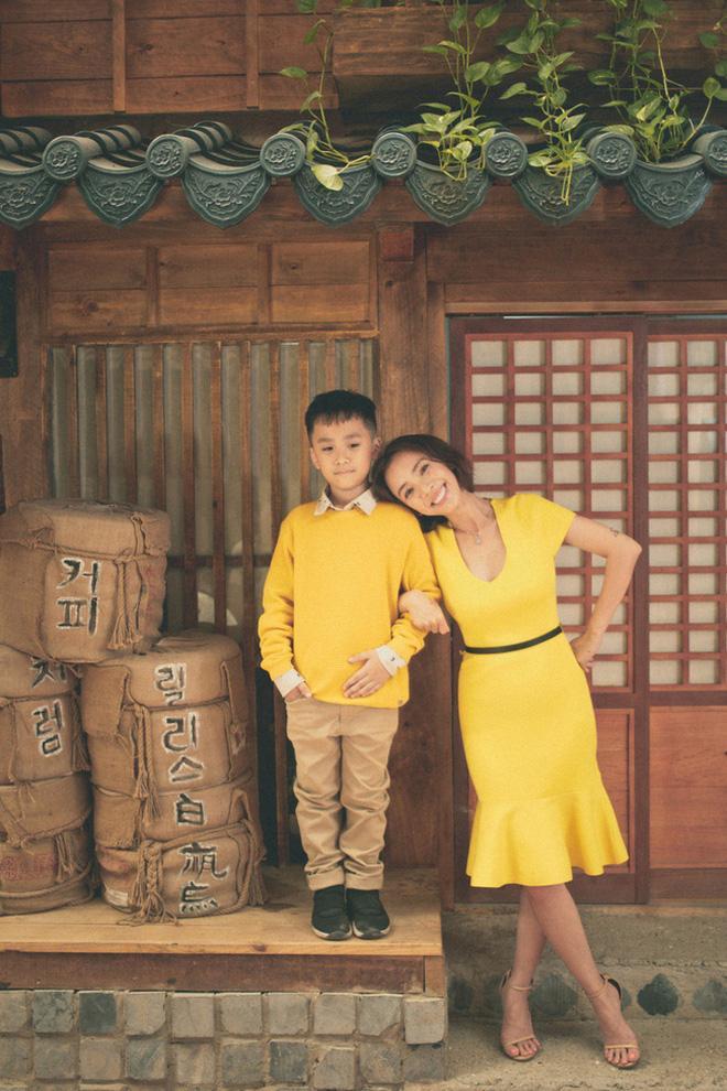 Quý tử nhà Thu Trang - Tiến Luật: Càng lớn càng khôi ngô, mới 6 tuổi đã nổi rần rần hội mê trai đẹp-8