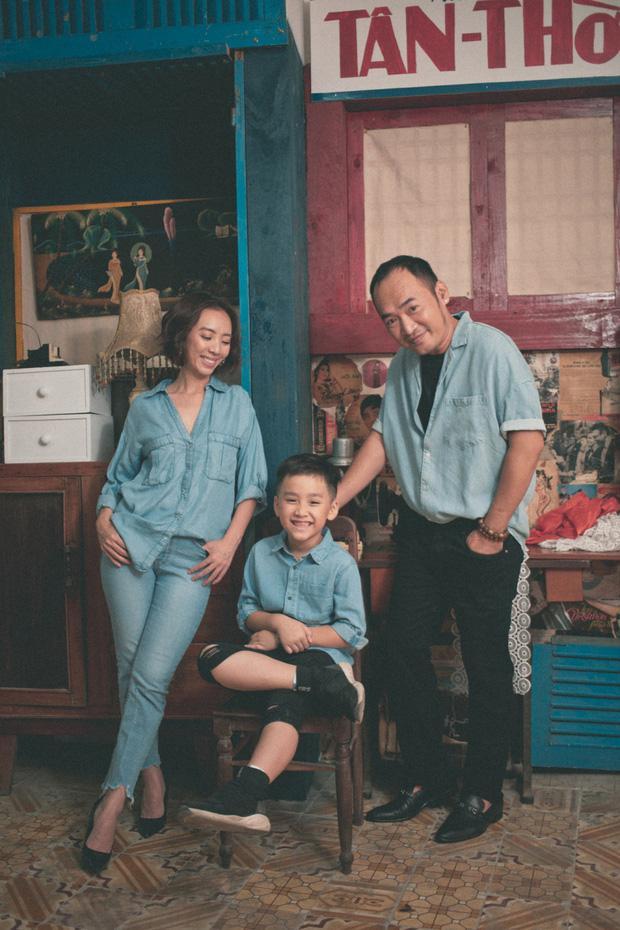 Quý tử nhà Thu Trang - Tiến Luật: Càng lớn càng khôi ngô, mới 6 tuổi đã nổi rần rần hội mê trai đẹp-10