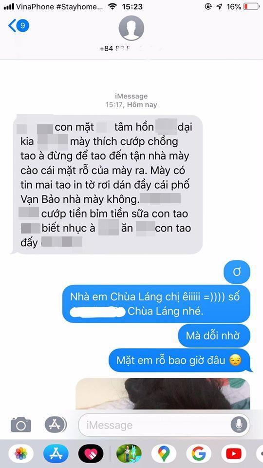 VZN News: Đang yên đang lành bị nhắn tin đánh ghen, cô gái gửi ảnh mặt mộc làm đối phương chạy mất dép-1