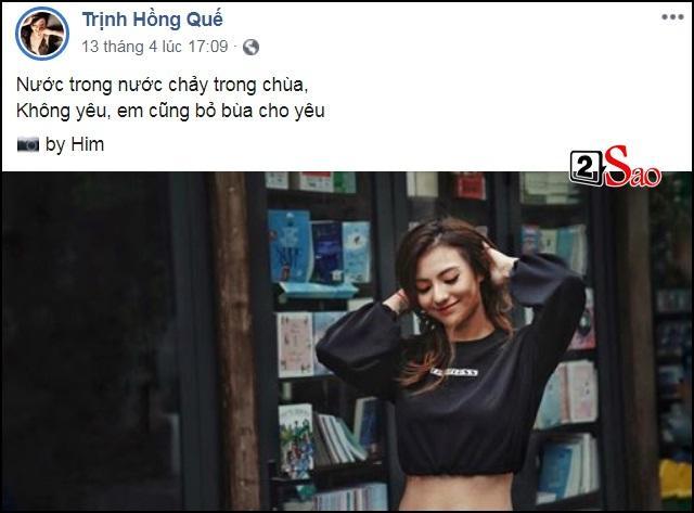 Vừa chia tay bạn gái Việt kiều, Huỳnh Anh bị tung bằng chứng hẹn hò mẹ đơn thân Hồng Quế-5