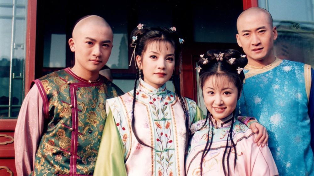 Tô Hữu Bằng đóng giả Hạ Tử Vy của Lâm Tâm Như hơn 20 năm trước-3