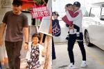 Lưu Khải Uy nghỉ việc chăm con trong khi Dương Mịch hẹn hò trai trẻ