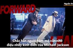 Giải mã bí ẩn đôi giày giúp Michael Jackson nhảy nghiêng 45 độ